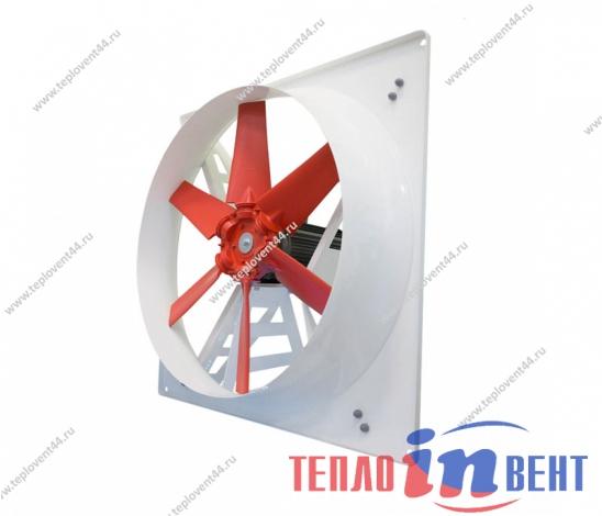 Вентиляторы осевые реверсивные
