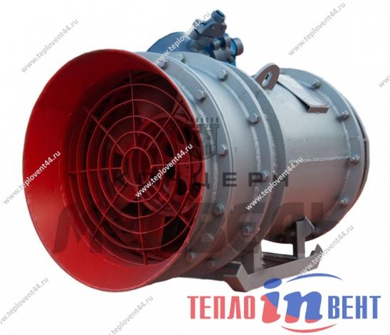Вентиляторы шахтные местного проветривания ВМЭ